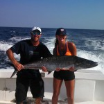 Destin Cobia and King Fishing heating up!