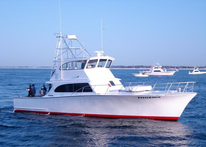 Destin florida private charter boats family deep sea bay for Deep sea fishing boat